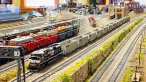 Greatest Private Model Railroad HO Scale Train Layout – The Apple Valley Model Railroad Club Part 3