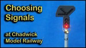 Choosing signals at Chadwick Model Railway | 134.