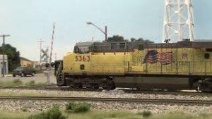 HO Trainwatching at Waycross Jct , TX – Part 1