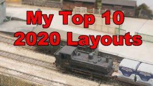 My Top 10 Model Railway Exhibition Layouts of 2020
