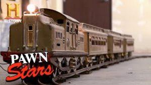 Pawn Stars: CHOO CHOO CHUM! Rare 90-Year-Old Train STILL RUNS! (Season 8)   History