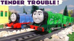 Thomas and Friends Trackmaster Toy Trains Story with The Flying Scotsman and Gordon TT4U