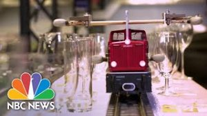 Listen: A New World Record For Longest Melody Played By Model Train   NBC News NOW