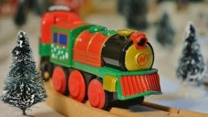 Holiday Toy Trains!