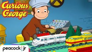 Toy Train Disaster | CURIOUS GEORGE