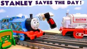 Thomas and Friends Stanley Saves The Day for Thomas The Train