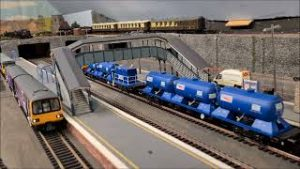 June 2021 Running Session On My 00 Gauge Model Railway