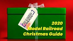 Model Trains for Christmas!  The 2020 Model Railroad Christmas Guide