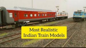 Superfast Express Train Models | WAP7 Model in HO scale