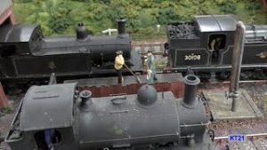 Chalworth Model Railway Layout