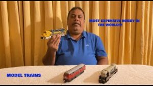 Most Expensive Hobby In The World!!! ||MODEL TRAINS||