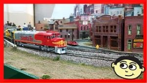 Awesome Model Trains for kids Layouts Toy Trains Galore