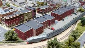 The Villages Model Train Show February 2018