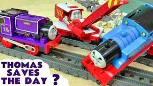 Thomas The Train Saves Thomas and Friends CHARLIE | Toy Trains 4u  Episode
