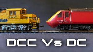 DC vs DCC MODEL TRAINS