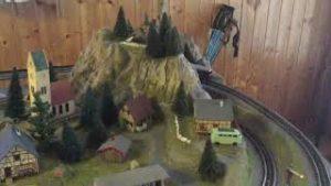 Rockstar Railroad episode 30 Swiss model trains