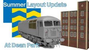 Model Railway | Summer 2021 Layout Update | Dean Park 280