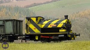 Hardy's Hobbies – Bagnall 0-4-0ST 'Jasper' – Model Trains with Real Sound