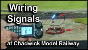 Wiring LED and Semaphore Signals at Chadwick Model Railway | 135.