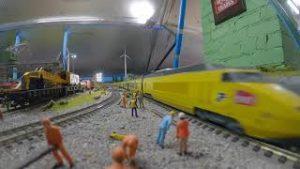 Just running model trains…