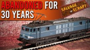 Model Train Abandoned For 30 Years | Salvage or Scrap?