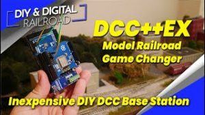 DCC++EX: A Cheap DIY DCC System?!?! This is a Model Railroad Game Changer