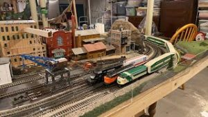 Running multiple HO Trains Live
