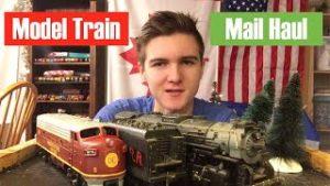 Model Train Stuff Arrived in the Mail – a Wonderful Gift