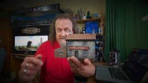 Model Rail How To… Achieve a painted stone finish