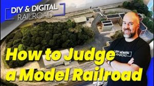 Objectively Judging a Model Railroad: Coffee and Trains Episode 27