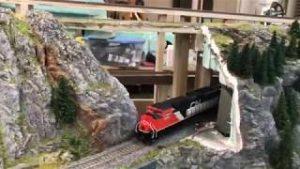 Sam's HO Model Railroad Part #2