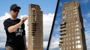 Build an awesome High Rise – Model Scenery Tutorial