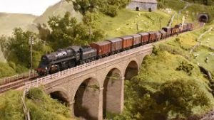 Summer Running on the Yorkshire Dales Model Railway