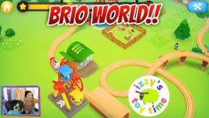 BRIO WORLD! Toy Trains for Kids!