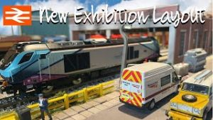 Model Railway Layout Update July 2021 – The New Layout