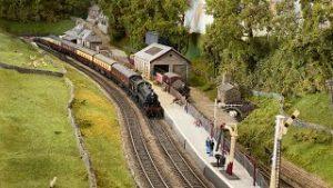 Misselthwaite Station Grand Opening – Yorkshire Dales Model Railway