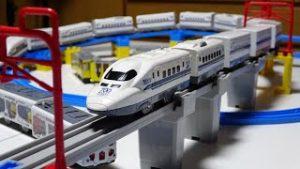 Plarail Japanese train JR & Shinkansen N700 series ☆ Test vehicle Alpha X