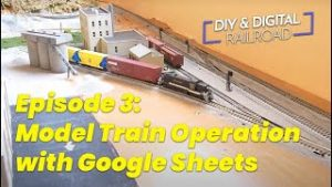 Episode 3: Operating a Model Train Layout Part 2: Running Trains!