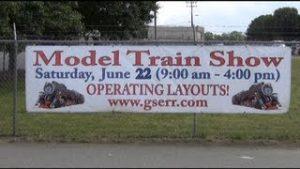 Model Train Show – Charlotte NC June 2013