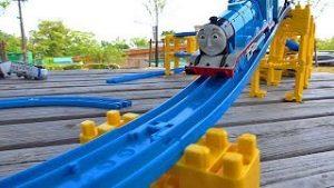 Japanese train toys, Asahiyama zoo train, Gordon, steam locomotive