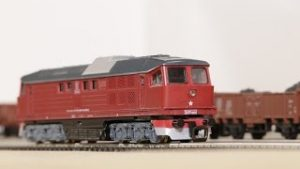 TT scale model trains 013 – Czechoslovakia locomotives from BTTB