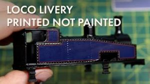 Printed Livery Using a Decal Printer – Model Railway Mania