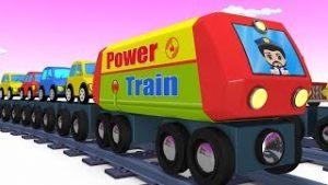 Trains for kids Choo Choo Train – Kids Videos for Kids – Trains Toy Factory Cartoon Train