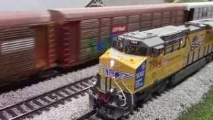 The 2015 Essex Model Train and Toy Show