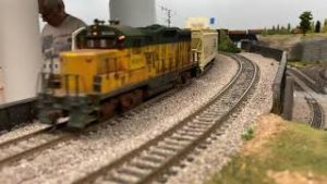 """Elkhart Model Railroad Club Presents """"Friday Night Running at the Club"""" for 7/30/2021"""