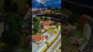 Layan Model Trains ketika Lockdown