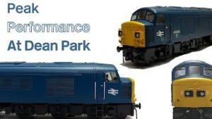 Model Railway | Peak Performance | Dean Park 281