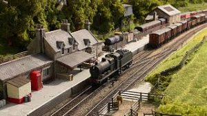 Delivering the Goods to Misselthwaite Station – The Yorkshire Dales Model Railway