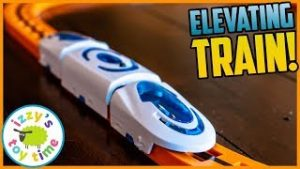 A Train that LEVITATES?! This is crazy! Fun Toy Trains  USING MAGNETS