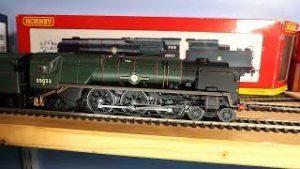 Another Merchant Navy joins the fleet. Model Railways.